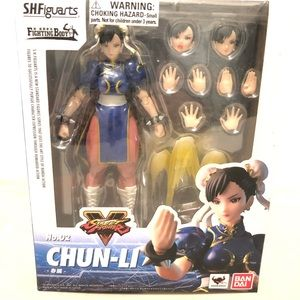 Street fighter chun-li